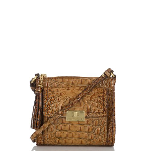 Mimosa Crossbody<br>Toasted Almond Melbourne