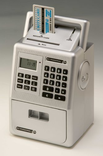 MYパーソナル ATM貯金箱(箱入) 31692
