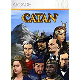Click to order the download code for Settlers of Catan XBox Live from Amazon!
