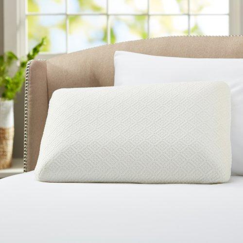 Pinzon Classic Memory Foam Pillow Home Garden Linens