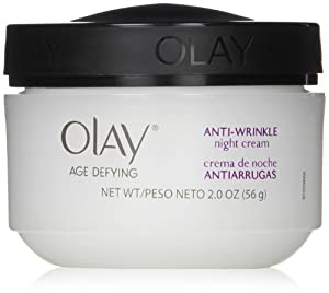 Olay Age Defying AntiWrinkle Replenishing Night Cream