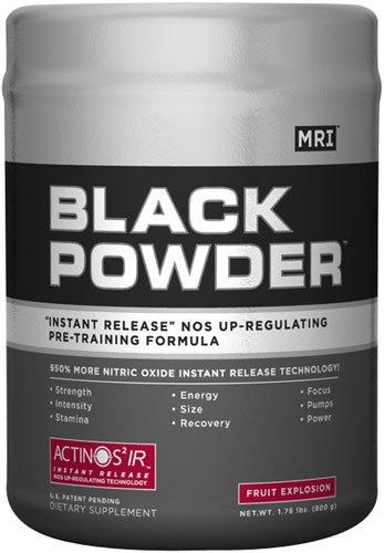M.R.I. Black Powder, Fruit Explosion, 1.76-Pounds Tub