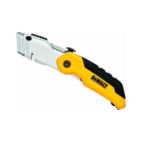 how to change dewalt utility knife blade