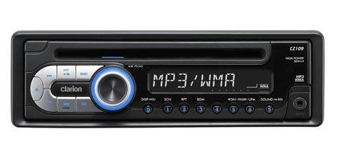 Clarion CZ109 CD/MP3/WMA Receiver