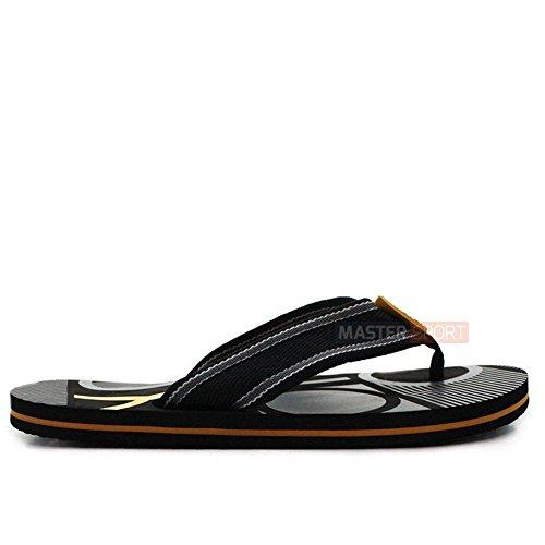 Monotox - Advert Black - Color: Grigio-Nero - Size: 42.0