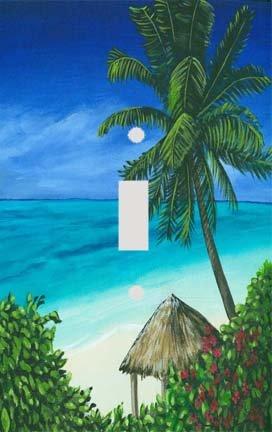 Palm Tree Lighting front-426086