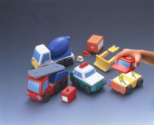 Magna Tiles Working Trucks 192 99