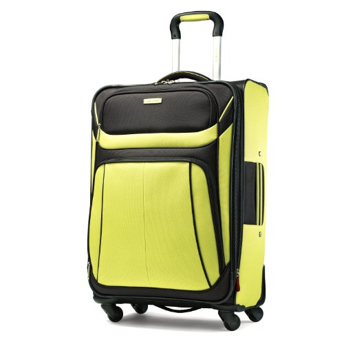 Samsonite Luggage Aspire Sport Spinner 25 Expandable Bag, Volt/Black, 25 Inch top price