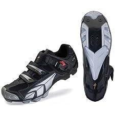 Specialized Comp MTB BG Fit Shoe Size 38 Black New