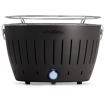 LOTUSGRILL - Barbecue portable 2-4 personnes Orange