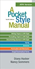 A Pocket Style Manual, APA Version