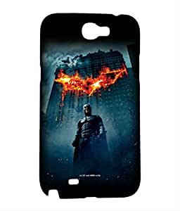 Block Print Company Batman Stance Phone Cover for Samsung Note 2