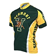 Adrenaline Promotions University of Vermont Catamount Cycling Jersey