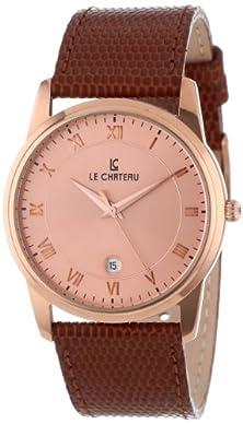 buy Le Chateau Men'S 7073Mrse_Rse Classica Watch