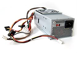 Genuine DELL 250w Small Form Factor (SFF) Power Supply PSU For the Dell Inspiron 530s, Inspiron 531s, Vostro 200(Slim), 200s, 220s, and Studio 540s Small Form Factor (SFF) Systems, Identical Dell Part Numbers: 43F30, 6423C, H058N, H7NF9, H852C, H856C, J038N, K423C, N038C, P163N, P164N, XW602, XW603, XW604, XW605, XW783, XW784, YX298, YX299, YX301, YX302, YX303, Compatible Model Numbers: DPS-250AB-28 B, 04G185021200DE, PS-5251-5, TFX0250D5W, DPS-250AB-28D, HP-D2503R001, PC7068, PC6036, TFX0250P5W, DPS-250AB-49A, PS5251-03