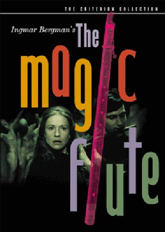 Criterion Collection: Magic Flute [DVD] [1975] [Region 1] [US Import] [NTSC]