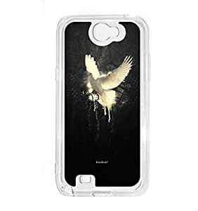 Instyler DIGITAL PRINTED BACK COVER FOR SAMSUNG GALAXY NOTE 2
