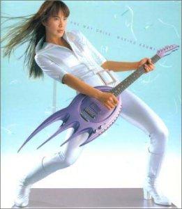 江角マキコ ギター