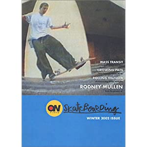 On Video Skateboarding Winter 2002 movie