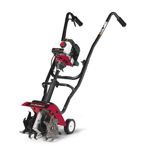 Why Choose The Yard Machines 121R 31cc 2-Cycle Gas Powered Cultivator/Tiller
