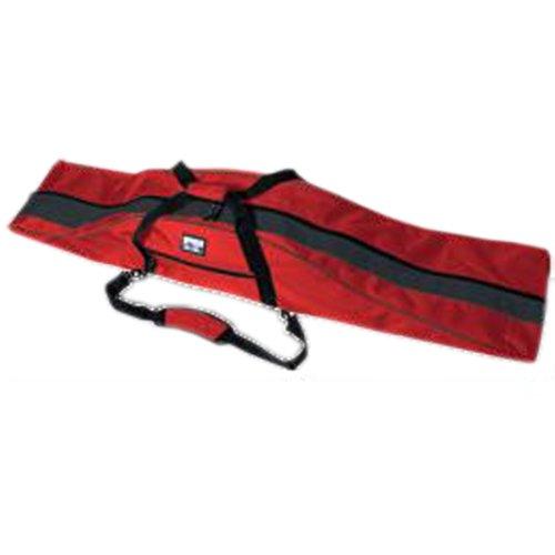"""PAUL KURZ Snowboardtasche """"Explorer"""" für Boards bis 178 cm Länge - Schaumgepolsterte Boardbag mit Rucksack-Tragesystem - in 4 Farben lieferbar"""