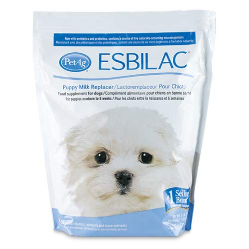 Esbilac Puppy Milk Replacer- 5lb Powder (4pk) (Tamaño: 5lb Powder (4pk))