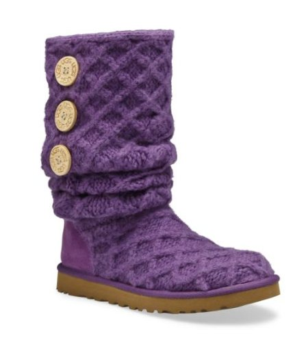 UGG Australia Women's Lattice Cardy Boots (8