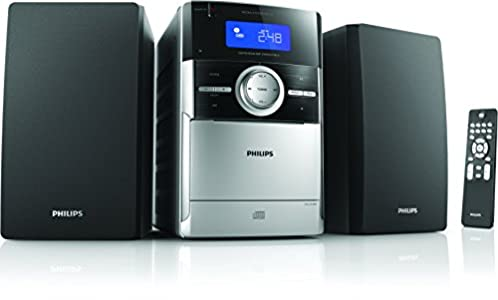 Review and Buying Guide of Buying Guide of Philips MC151/05 Classic Micro CD Sound System with Tape Deck