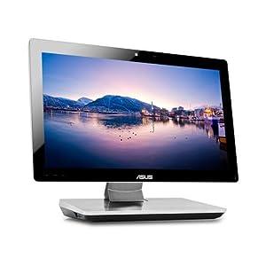 Asus ET2300INTI-B030K Ordinateur tout-en-un 23'' (58,4 cm) Intel core i3 3,3 GHz 1000 Go 4096 Mo NVIDIA GeForce 630M Windows 8 Noir