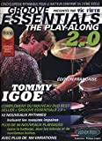 echange, troc Igoe Tommy - Igoe Tommy Groove Essentials Play-Along Drums 2.0 CD (ed. Française)