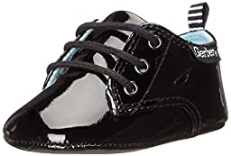 Gerber Dress Shoe (Infant), Black, 2 M US Infant