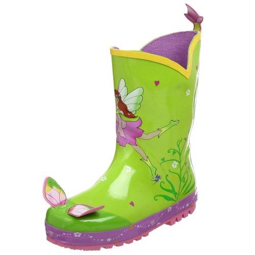 Kidorable Little Girls' Fairy Rain Boots