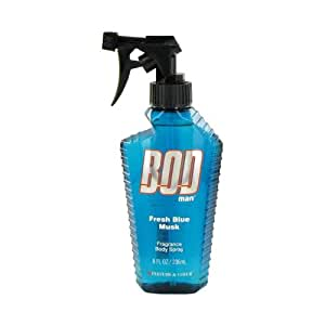 Parfums De Coeur Fresh Blue Musk Body Spray, 8 Ounce