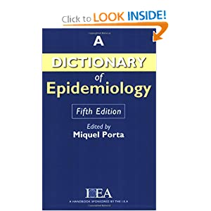 of Epidemiology: Miquel Porta: 8581000030614: Amazon.com: Books