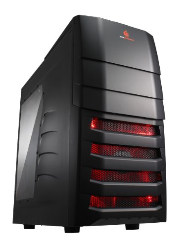 CM Storm Enforcer Gaming Case, Nero