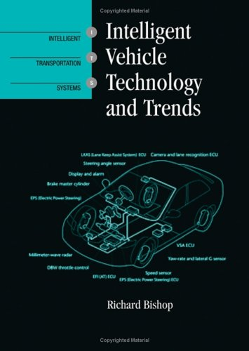 Intelligent Vehicle Technology And Trends (Artech House...
