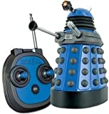 Character Options Doctor Who 6 inch R/C Dalek Asst (Blue)