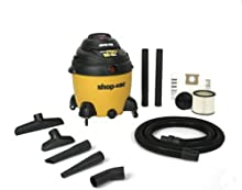 Shop-Vac 962-18-00 18-Gallon 6 5 HP Wet Dry Vacuum