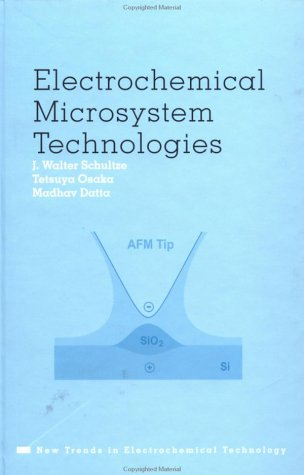 Electrochemical Microsystem Technologies (New Trends In Electrochemical Technology)