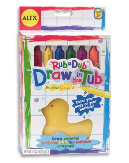 41B9MY98XSL Buy  Rub A Dub: Draw in Your Tub