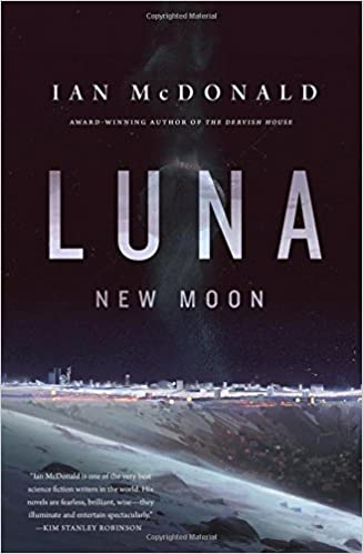 Luna: New Moon cover