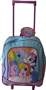 My Little Pony Wheeled Bag from Fast Forward