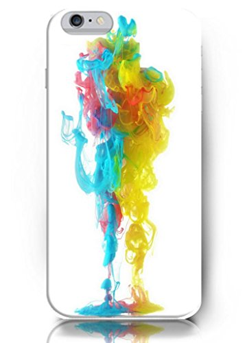 Ouo Apple Iphone 6 Plus Case (5.5 Inch) Perfit Fit Comfortable Touch - Colorful Smoke Rise