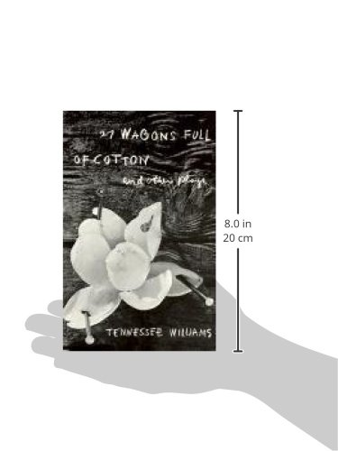 27 waggons full of cotton Discussion of themes and motifs in tennessee williams' twenty-seven wagons full of cotton enotes critical analyses help you gain a deeper understanding of twenty-seven wagons full of cotton so you can excel on your essay or test.