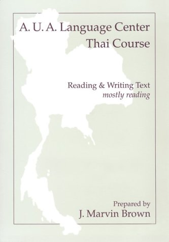 A.U.A. Language Center Thai Course: Reading and...