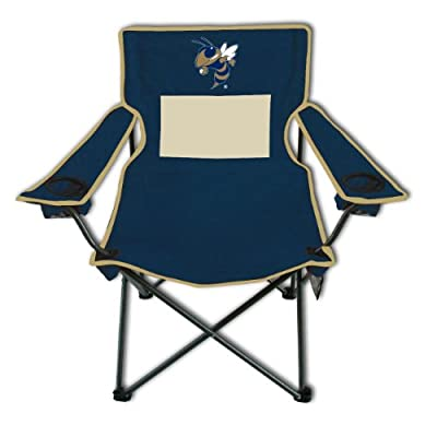 Rivalry Ncaa Georgia Tech Yellow Jackets Monster Mesh Folding Chair