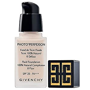 Givenchy Photo'Perfexion Fluid Foundation SPF 20 PA+++ 1 Perfect Ivory