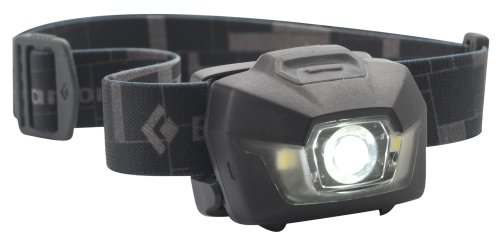 Black Diamond Equipment Storm Headlamp (Matte Black)