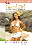 41B9V2TFMHL. SL160  Island Girl Dance Fitness Workout for Beginners: Hula Abs & Buns