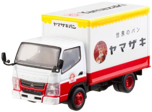 プレイキャスト 1/32 三菱ふそうキャンター ヤマザキパン配送車